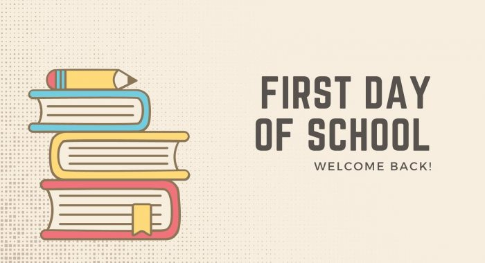 First Day of School Website (1)