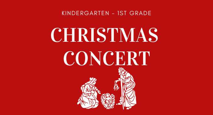 Kinder-1st Christmas