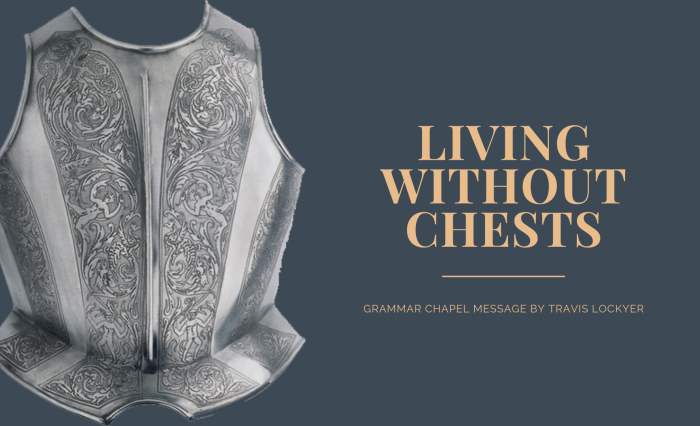 LIVING WITHOUT CHESTS