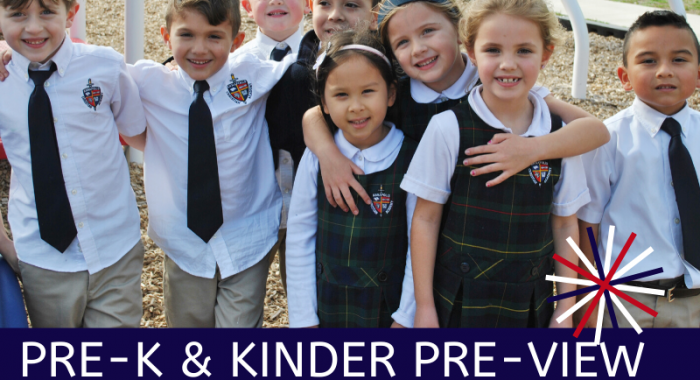 Pre-K and Kinder Open House